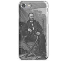 General U.S. Grant  iPhone Case/Skin