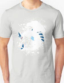 Lugia Splatter T-Shirt