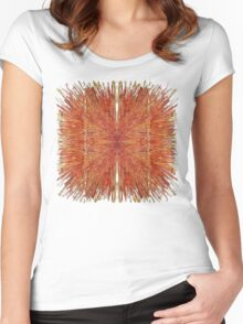 The Fire Women's Fitted Scoop T-Shirt