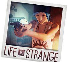 Life Is Strange - Chloe Photo by Sacredrite