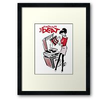 The English Beat T-Shirt Framed Print