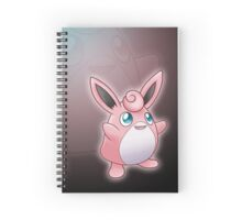 Fairy Rabbit Spiral Notebook