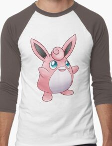 Fairy Rabbit Men's Baseball ¾ T-Shirt