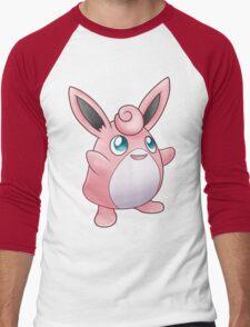 Fairy Rabbit Men's Baseball ¾ T-Shirt