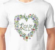 LOVE! (in full colour) Unisex T-Shirt