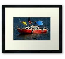Simple ~ Part Two Framed Print