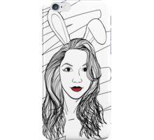 Hiperbunny iPhone Case/Skin