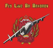 Fly Like An Antonov by SethCottle