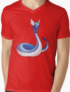Dragon Energy Mens V-Neck T-Shirt