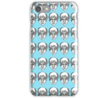 Larry David Face iPhone Case/Skin