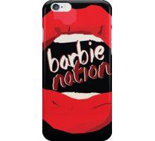 BARBIE NATION iPhone Case/Skin