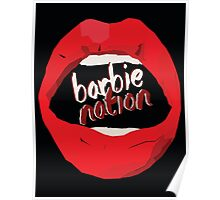 BARBIE NATION Poster