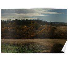 Autumn scenery (Autumn 2010) Poster