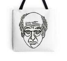Larry David Face Leggings Tote Bag