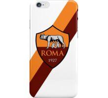 AS Roma Badge iPhone Case/Skin