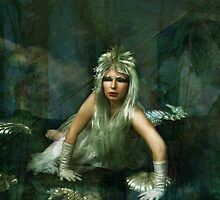 green seaprincess by annacuypers