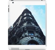 NYC Building iPad Case/Skin