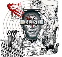 (THE BLIND LEADING THE BLIND) YOU JUST MADE THE LIST by TRASH RIOT