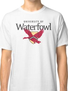 University of Waterfowl Classic T-Shirt