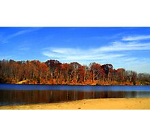 A Beautiful Day in Ohio Photographic Print
