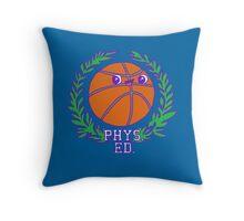 Edward Physical Throw Pillow