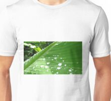 Drops and Leaves Unisex T-Shirt