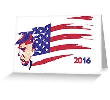 Trump 2016 Greeting Card