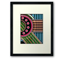 Fresh Fruit Framed Print