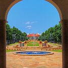 Philbrook East Garden 2015 by bannercgtl10