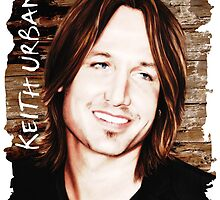 Keith Urban - Australian Country Music Legend 5 by Dacdacgirl