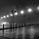 Fog on the Tyne by Richard Shepherd