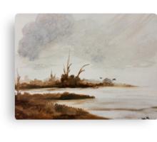Loughrea Lake Ireland Canvas Print