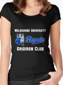 MUGC Royals Women's Fitted Scoop T-Shirt