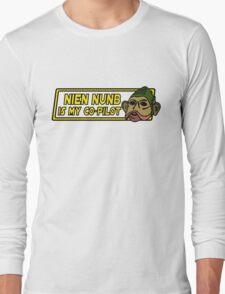 Star Wars - Nien Nunb Is My Co-Pilot Long Sleeve T-Shirt