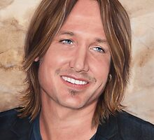 Keith Urban - Australian Country Music Legend 1 by Dacdacgirl
