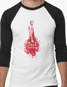 Dark Passenger Men's Baseball ¾ T-Shirt