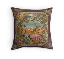 Panic! At The Disco - Pretty. Odd. (Album Cover) Throw Pillow