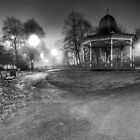 Band Stand by Richard Shepherd
