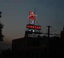 Skipping Girl Vinegar by Patrick Rossiter