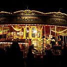 merry go round by Dean Messenger