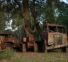 Old Boys Toys by rossco