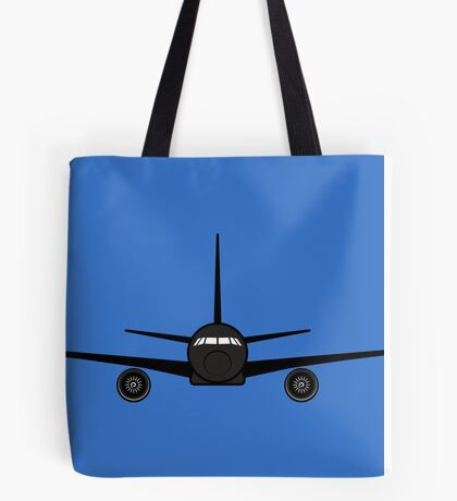 Airbus A320 - jetBlue Blue Tote Bag