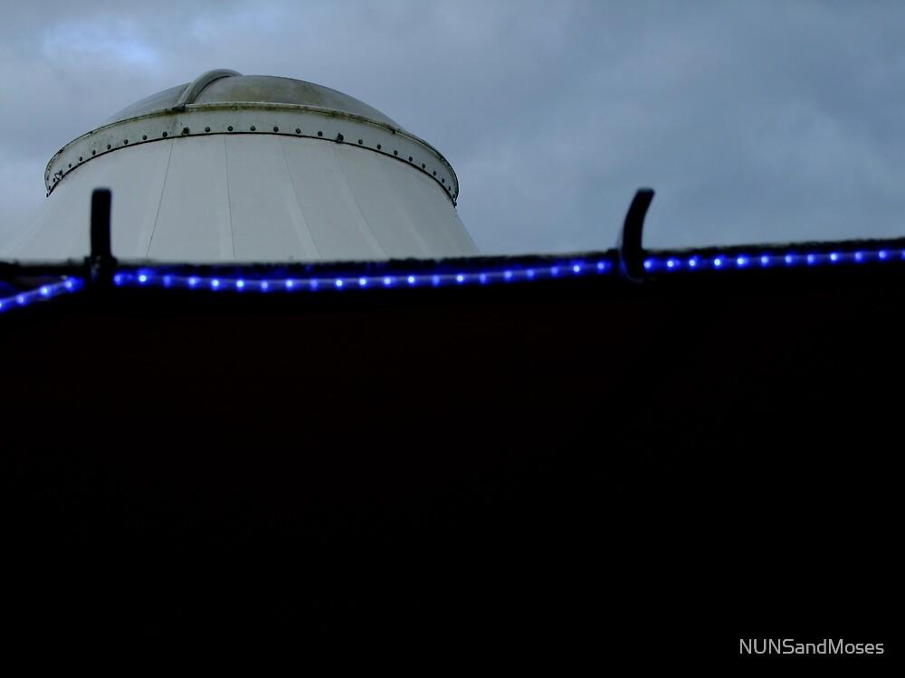 Blue Trim by NUNSandMoses