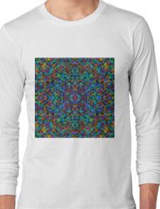 Fuster-Cluck Mandala Long Sleeve T-Shirt