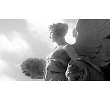 Angel Light Photographic Print