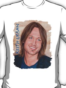 Keith Urban - Australian Country Music Legend 4 T-Shirt