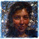 Spring in my eyes by Lydia Cafarella