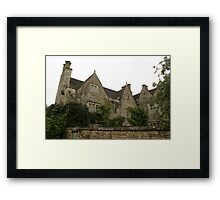 Kelmscott Manor Framed Print