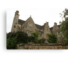 Kelmscott Manor Canvas Print
