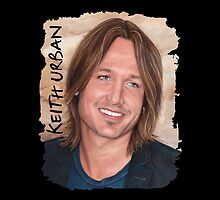 Keith Urban - Australian Country Music Legend 2 by Dacdacgirl